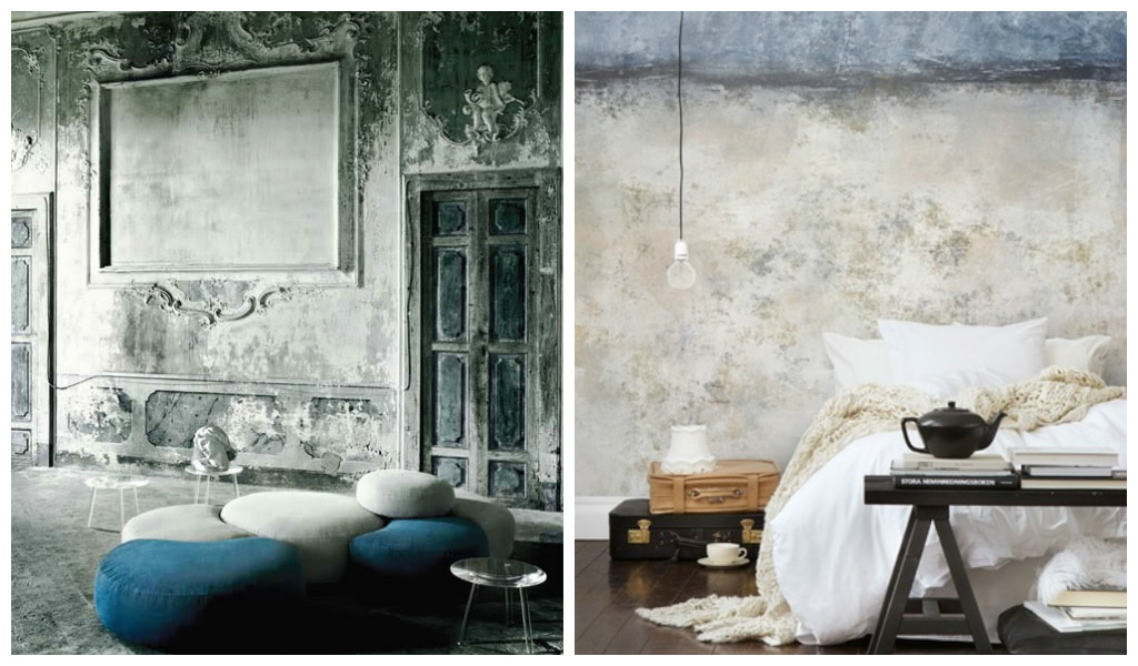 30 cool grunge interior designs for Room decor ideas grunge