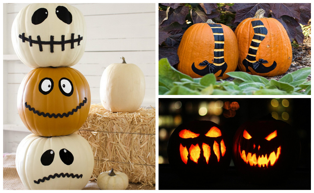 40 creative diy pumpkin designs for Decoracion halloween manualidades