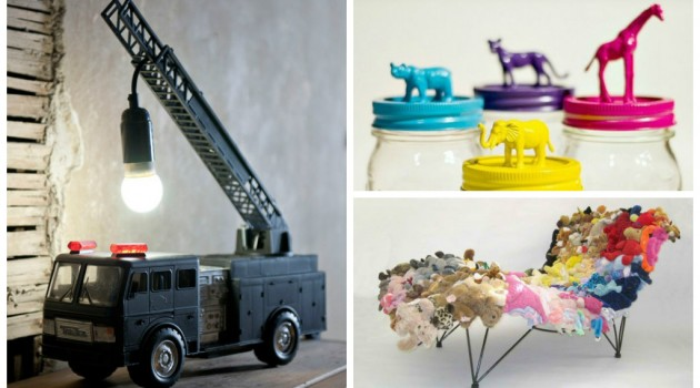 30 Fun Diy Repurposed Toys Ideas
