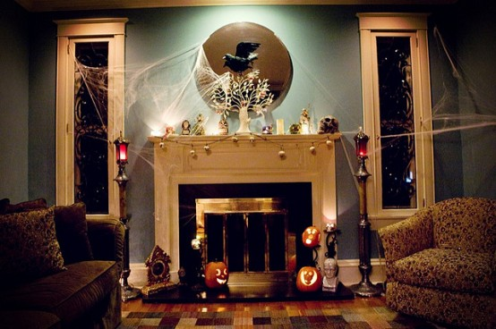 30 Inspiring DIY Halloween Decorations Part 42