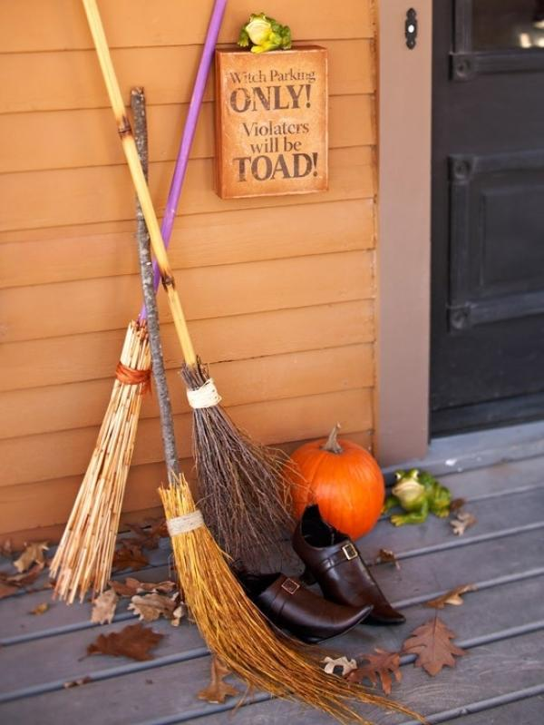 30 inspiring diy halloween decorations - Halloween Decoration Pictures