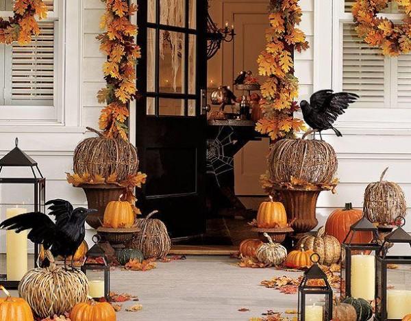 beautiful front door www.roomsrevamped.com