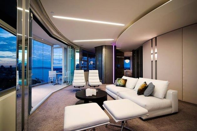 25 Extraordinary Living Room Designs
