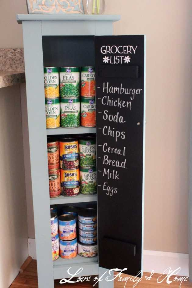 34 insanely smart diy kitchen storage ideas for Additional kitchen storage ideas