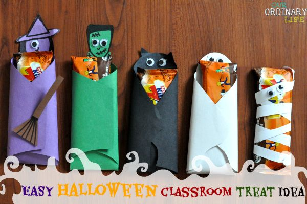 Halloween Candy Ideas.30 Delicious Diy Trick Or Treat Candy Ideas