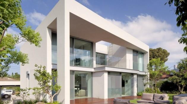 Ch House, Domb Architecture, Tel Aviv, Israel