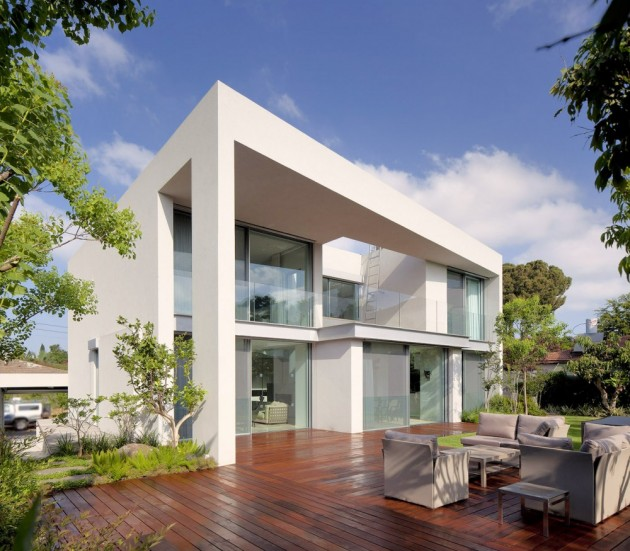 Ch House, Domb Architecture, Tel Aviv, Israel