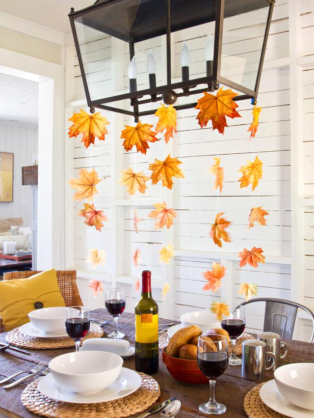 25 Adorable DIY Autumn Inspired Decoration Ideas with Leaves. Adorable DIY Autumn Inspired Decoration Ideas with Leaves