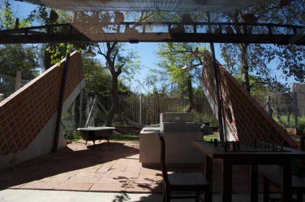 Hammock House, Laboratorio de Arquitectura, Asuncion, Paraguay