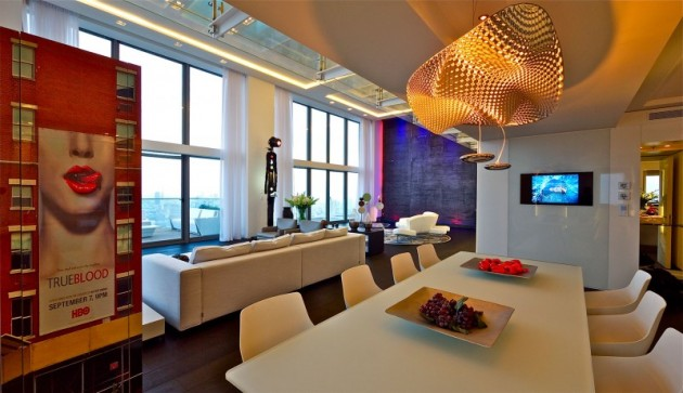 Breathtaking Ultra Luxurious Sky Penthouse in Tel Aviv