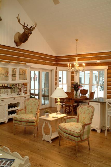 28 Sleek English Country Dining Room Design Ideas