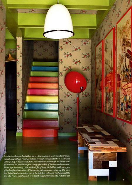 Painting Wood Floors Diy