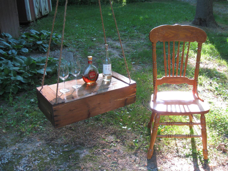Мебель для дачи из подручного материала своими руками