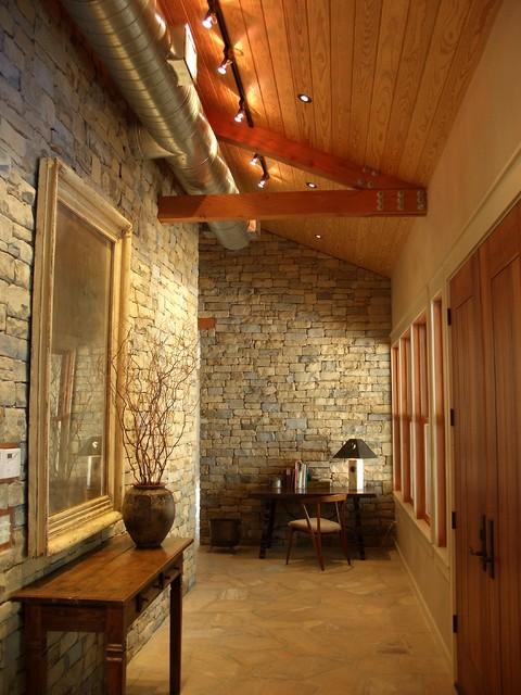 32 Brilliant Interiors with Brick Walls