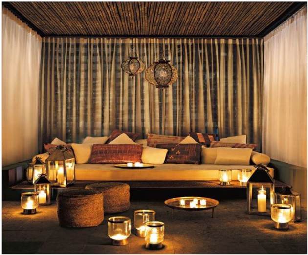 22 Fabulous Moroccan Inspired Interior Design Ideas: moroccan interior design