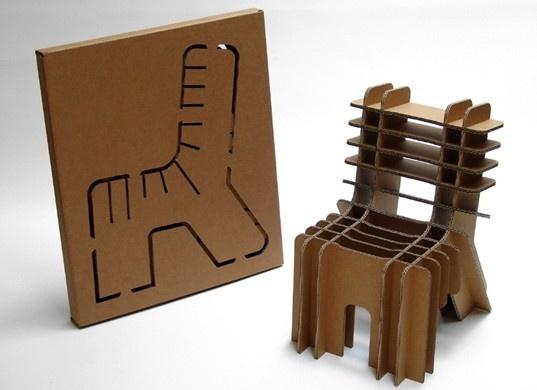 30 Amazing Cardboard Diy Furniture Ideas