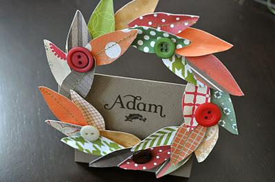 30 Creative DIY Fall Buttons Craft Ideas