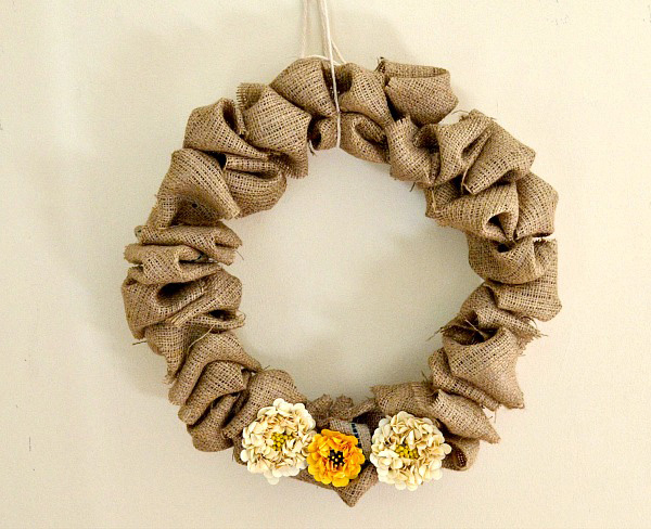 35 Charming DIY Fall Wreath Ideas