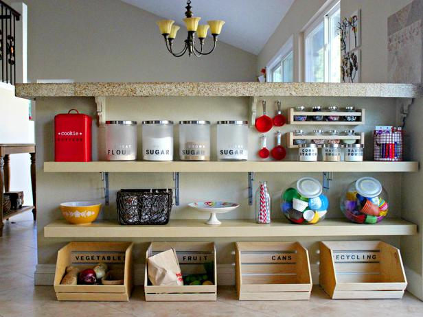 48 Insanely Smart DIY Kitchen Storage Ideas Awesome Kitchen Storage Ideas