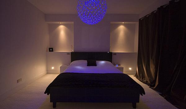 Useful tips for ambient lighting in the bedroom Bedroom design lighting