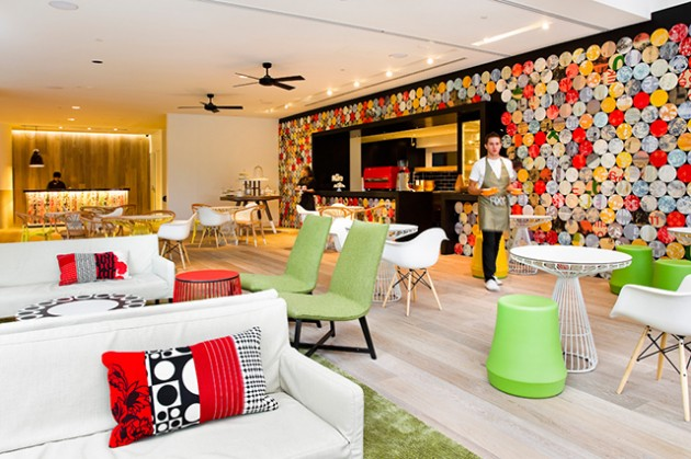 QT Gold Coast Hotel by Nic Graham Ultra Luxury Paradise for Pleasant Stay