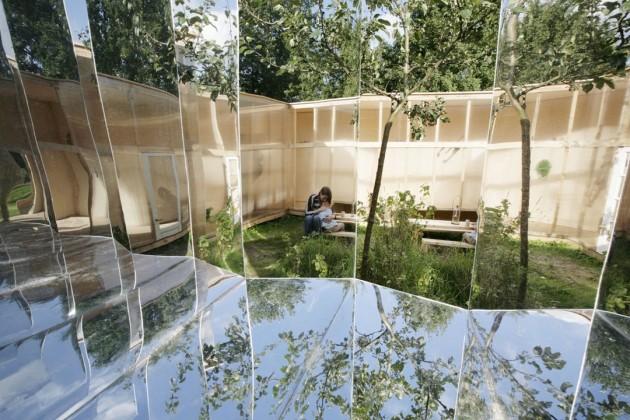 Pavilion for an Artist / DHL Architecture
