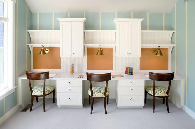 Дизайн столов для двоих