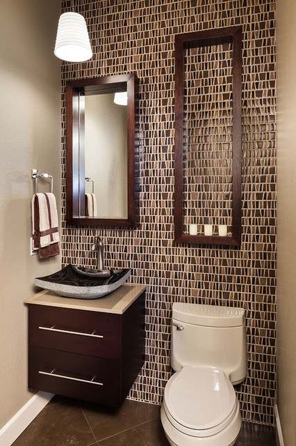 Contemporary Interior Design: 25 Modern Powder Room Design Ideas