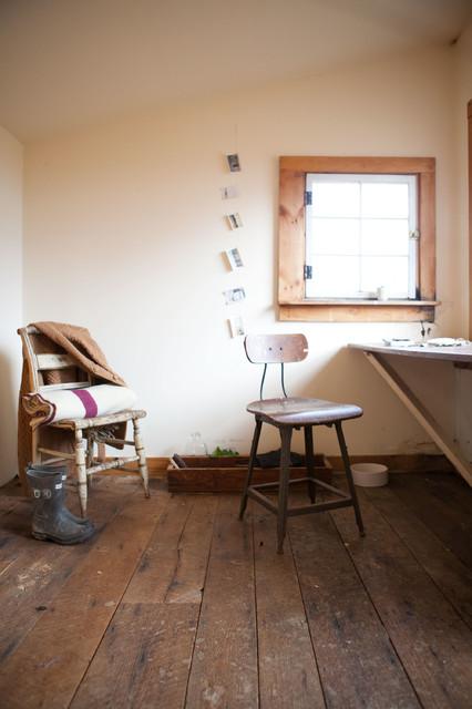 Wood Flooring Ideas Rustic