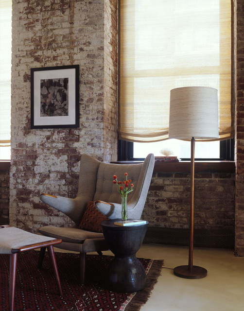 32 Brilliant Interiors with Brick Walls