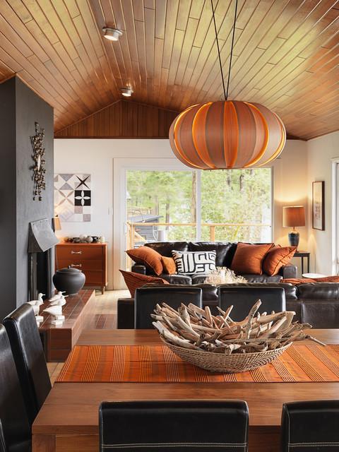 24 Marvelous Fall Themed Interior Design Ideas