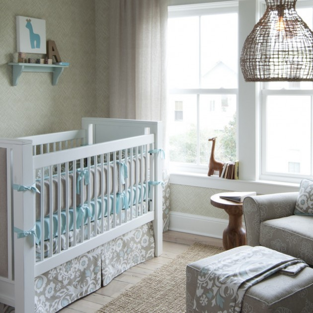 28 contemporary baby nursery design ideas - Nursery Design Ideas