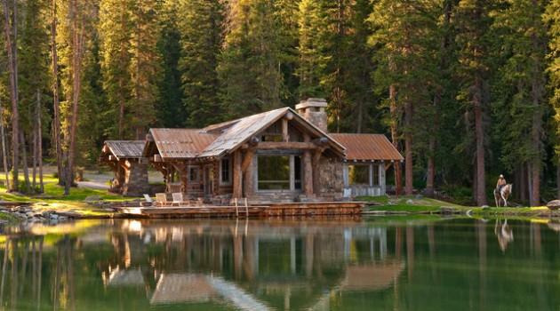 Headwaters Camp in Big Sky, Montana