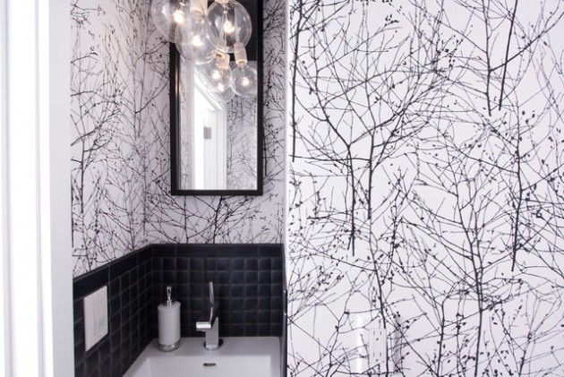 30 Fancy Wallpaper Design Ideas to Revive Your Home