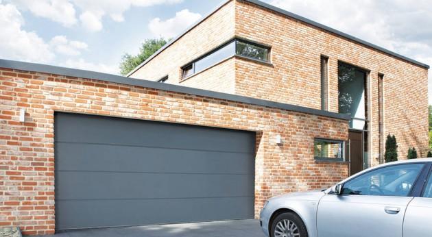 Why is a garage door essential?