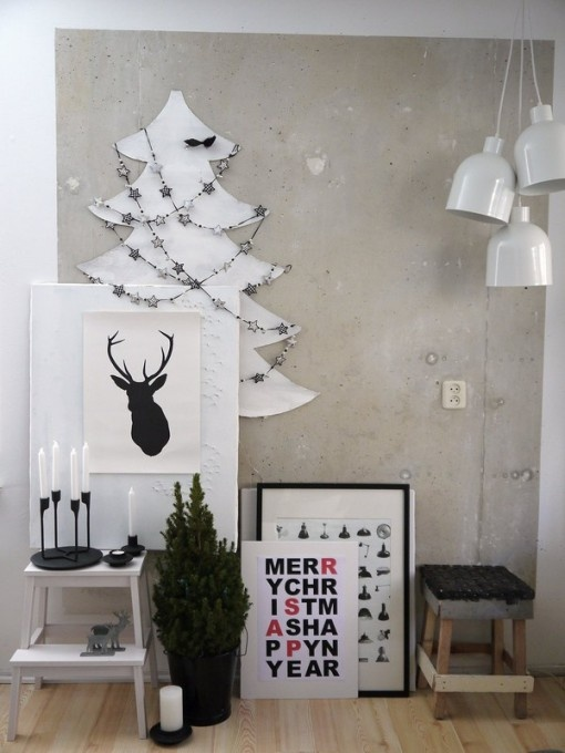 30 Cheerful Christmas Interior Designs - ArchitectureArtDesigns.