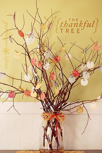 40 Amazing Thanksgiving Diy Decorations