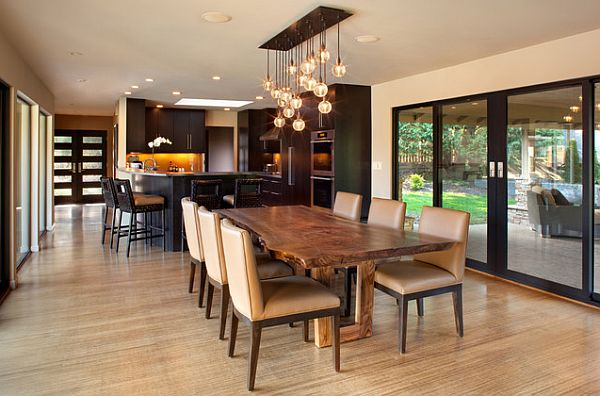 Beautiful Modern Dining Room Lights Gallery