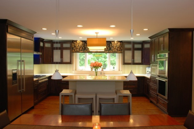 22 Simple Elegant Asian Inspired Kitchen Design Ideas Part 60