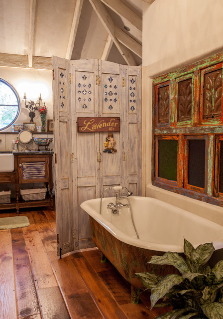 25 Awesome Options For Maximum Bathroom Privacy
