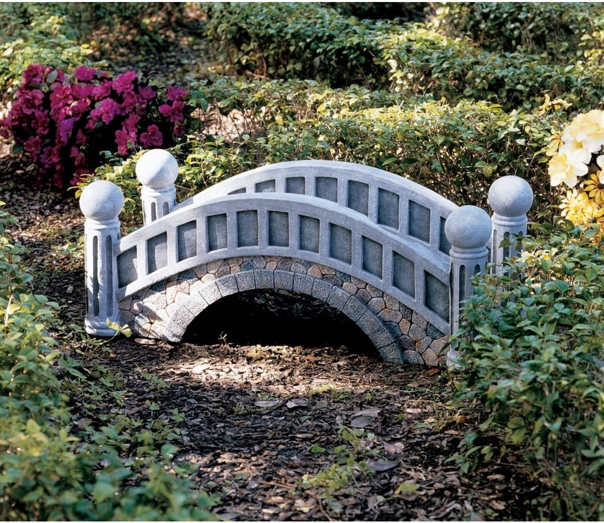 Beauti Garden Pond With Bridge 18 Small And Beautiful Fairy Tale Garden Bridges