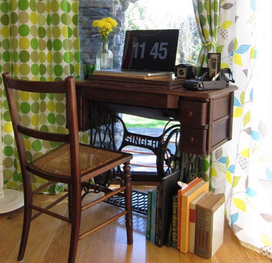Vintage Desk Repurpose