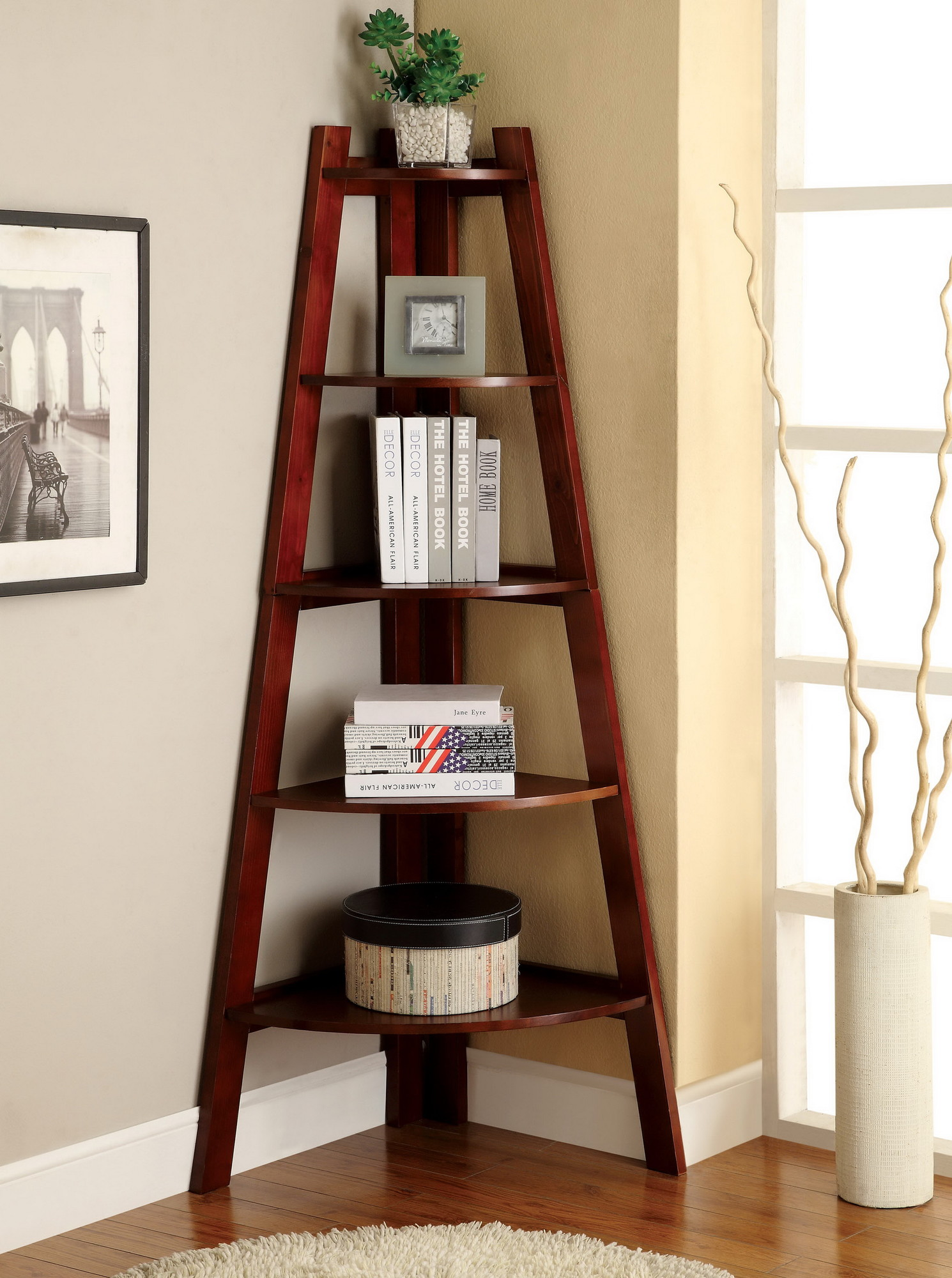 20 Beautiful Looking Bookcase Designs