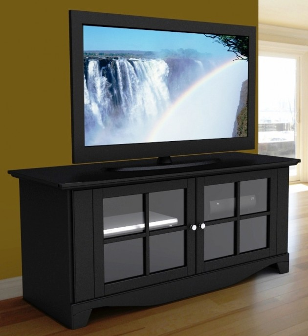 20 Cool TV Stand Designs for Your Home - ArchitectureArtDesigns.