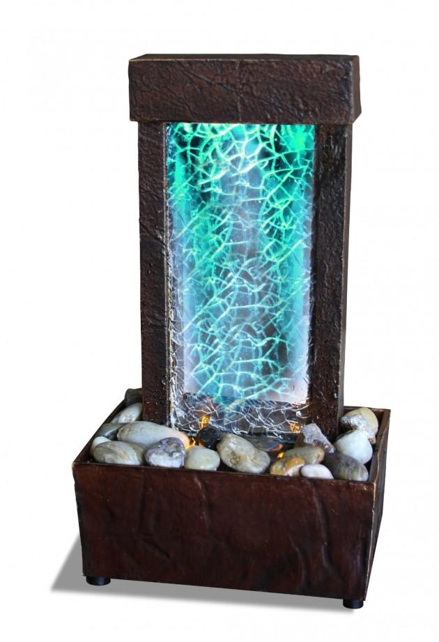 Ed Gl Light Show Led Indoor Fountain