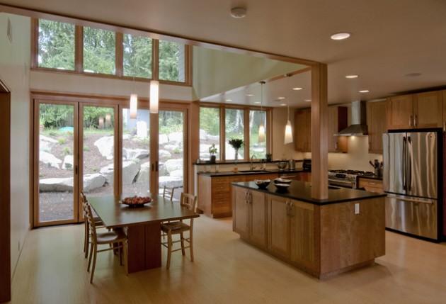 inspiring kitchen design ideas org | 22 Simple Elegant Asian Inspired Kitchen Design Ideas