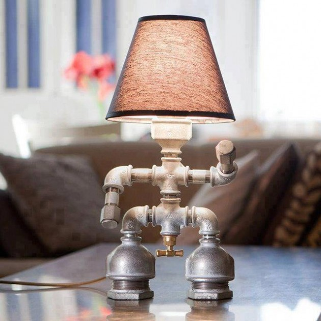 Unusual And Fun Lamp Designs
