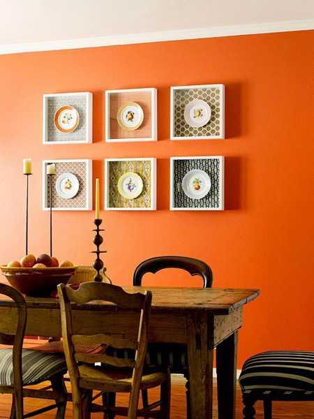 25 amazing orange interior designs - Orange Decor