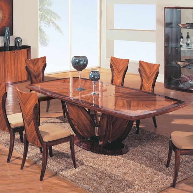 22 awesome dining table designs ForAwesome Dining Table Designs