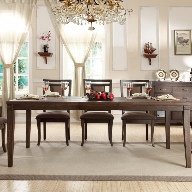 22 Awesome Dining Table Designs (5)